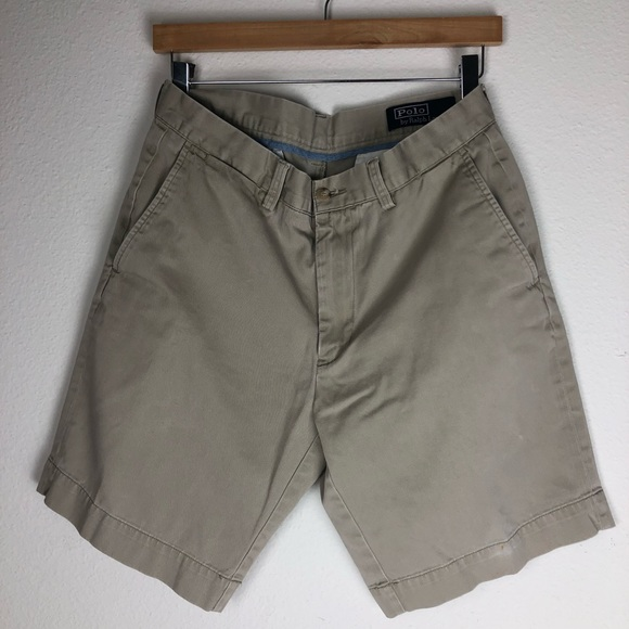 Polo by Ralph Lauren Other - Polo By Ralph Lauren Khaki Shorts Size 31